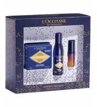 L´OCCITANE EN PROVENCE CREMA PRECIOSA SIEMPREVIVA 50 ML + ESSENTIAL WATER 30 ML + SÉRUM 5 ML