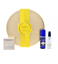 L'OCCITANE EN PROVENCE IMMORTELLE CREMA DIVINA SIEMPREVIVA 50 ML + DESMAQUILLANTE 30 ML + CLEANSING 50 ML