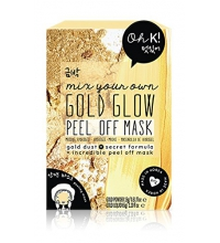 OH K! MIX YOUR OWN GOLD MASK 80 GR