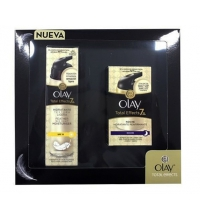 OLAY TOTAL EFFECTS X 7 CREMA DIA TEXTURA LIGERA SPF 15 50 ML + OLAY CREMA NOCHE 37 ML SET