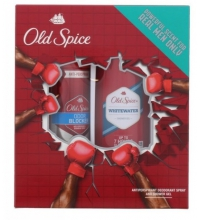 OLD SPICE WHITEWATER DESODORANTE 125 ML + GEL 250 ML