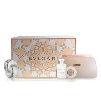 BVLGARI OMNIA CRYSTALLINE EDT 65 ML + B/L 75 + SOAP 75 GR + NECESER SET
