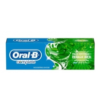 ORAL B COMPLETE NATURAL FRESH PASTA DIENTES 100 ML