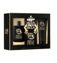 PACHA MEN PRIVE EDT 100 ML VAPO + GEL 75 ML SET REGALO