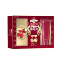 PACHA QUEEN SEXY EDT 80 ML + BODY LOCION 75 ML SET REGALO