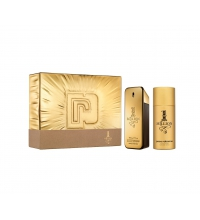 PACO RABANNE 1 MILLION EDT 100 ML + DESODORANTE 150 ML SET REGALO