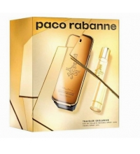 PACO RABANNE 1 MILLION EDT 100 ML + EDT 20 ML SET REGALO