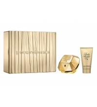 PACO RABANNE LADY MILLION EDP 50 ML+ B/L 75 ML  SET REGALO