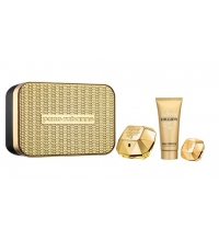 PACO RABANNE LADY MILLION EDP 50 ML+ B/L 100 ML +MINI 5 ML SET REGALO