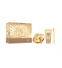 PACO RABANNE LADY MILLION EDP 50 ML+ B/L 75 ML +MINI 10 ML SET REGALO