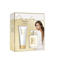 PAULA ECHEVARRIA SENSUELLE EDT 100ML VAPORIZADOR + BODY LOTION 75ML