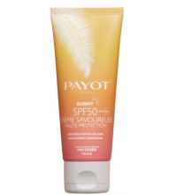 PAYOT SUNNY CREME SAVOUREUSE ROSTRO SPF50 50ML