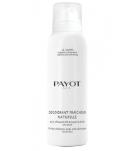 PAYOT DESODORANTE EN SPRAY SIN ALCOHOL ALTA EFICACIA 125 ML