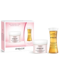 PAYOT BODY DUO RELAJANTE NUTRI RELAXING BALM 200 ML + HUILE DE DOUCHE 125 ML SET REGALO