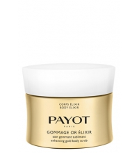 PAYOT GOMMAGE OR ELIXIR TRATAMIENTO EXFOLIANTE SUBLIMADOR CORPORAL 200 ML