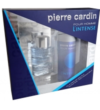 PIERRE CARDIN POUR HOMME L'INTENSE EDT 50 ML VP + DEO SPRAY 200 ML SET