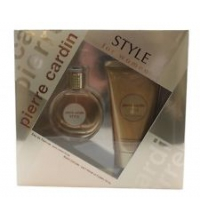 PIERRE CARDIN STYLE FOR WOMEN EDP 50 ML + B/L 150 ML SET