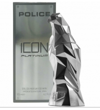 POLICE ICON PLATINUM EDP 125 ML