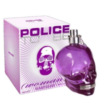 POLICE TO BE LADIES EDP 40 ML
