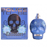 POLICE TO BE TATTOOART EDT 125 ML