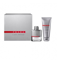 PRADA LUNA ROSSA EDT 50 ML + S/GEL 100 ML SET REGALO