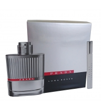 PRADA LUNA ROSSA EDT 100 ML VP + EDT 10 ML VP SET