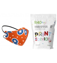 REPROTECT R40 KIDS 3-6 AÑOS PRINT EDITION