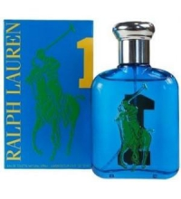 RALPH LAUREN BIG PONY 1 BLUE EDT 100 ML VP.