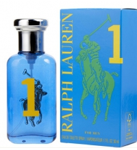 RALPH LAUREN BIG PONY 1 BLUE EDT 50 ML VP.