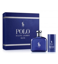 RALPH LAUREN POLO BLUE EDT 125 ML + DEO STICK 75 ML SET REGALO