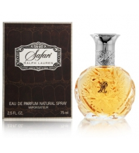 RALPH LAUREN SAFARI FOR WOMEN EDP 75 ML VP.