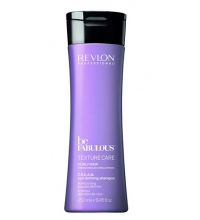 REVLON BE FABULOUS CURLY SHAMPOO 250ML