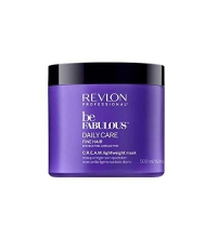 REVLON BE FABULOUS DAILY CARE FINE CREAM MASK 500 ML
