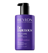 REVLON BE FABULOUS DAILY FINE CREAM CONDITIONER 750 ML