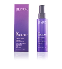 REVLON BE FABULOUS DAILY FINE VOLUMIZING HAIRSPRAY 80 ML