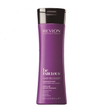 REVLON BE FABULOUS HAIR RECOVERY CREAM KERATIN SHAMPOO 250 ML