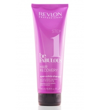 REVLON BE FABULOUS HAIR RECOVERY STEP 1 SHAMPOO 250 ML