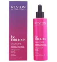 REVLON BE FABULOUS HAIR RECOVERY ENDS REPAIR SERUM 80 ML