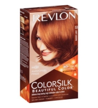 REVLON TINTE COLORSILK 53 LIGHT AUBURN
