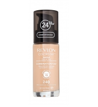 REVLON COLORSTAY OILY MEDIUM BEIG 240 FACE MAKEUP BASE