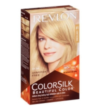 REVLON TINTE COLORSILK 81 LIGHT BLONDE