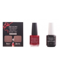 Colorstay Gel Envy Duo Top Coat Y Esmalte