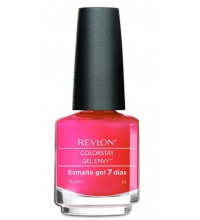 REVLON ESMALTE DE UÑAS COLORSTAY GEL ENVY ROSA CHICLE 090