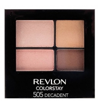 REVLON COLORSTAY SOMBRA 4 COLORES DECADENT 505