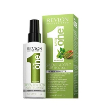 REVLON UNIQ ONE IN PACK GREEN TEA SCENT HAIR TREATMENT 150 ML