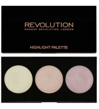 MAKEUP REVOLUTION HIGHLIGHT PALETA ILUMINADORES