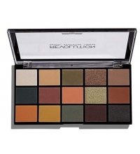MAKEUP REVOLUTION EYESHADOW PALETTE RE-LOADED ICONIC DIVISION