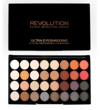 MAKEUP REVOLUTION EYESHADOW PALETTE FLAWLESS 2