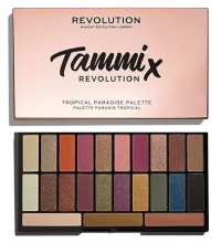 MAKEUP REVOLUTION EYESHADOW PALETTE TROPICAL PARADISE TAMMIX