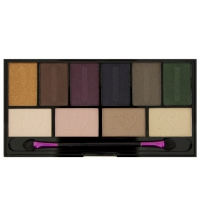 I HEART REVOLUTION MAKEUP EYESHADOW PALETTE OBSESSION WEST END GIRLS